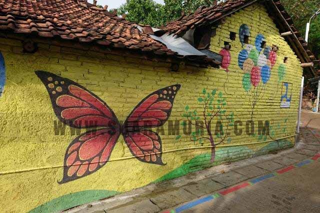 suara muria mural