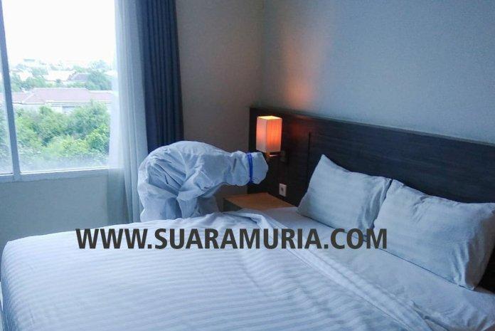 hotel untuk karantina tenaga medis