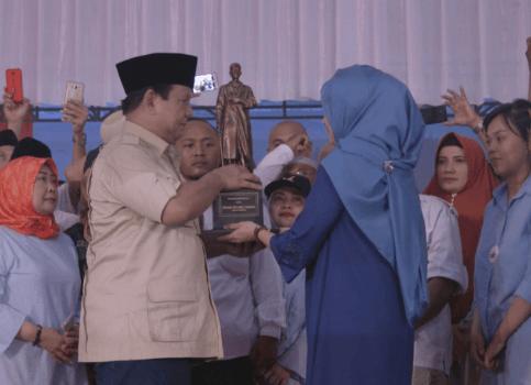 Cucu Panglima Besar Jenderal Soedirman, Nining Tejaningsih Soedirman. SUARAPANTAU.COM