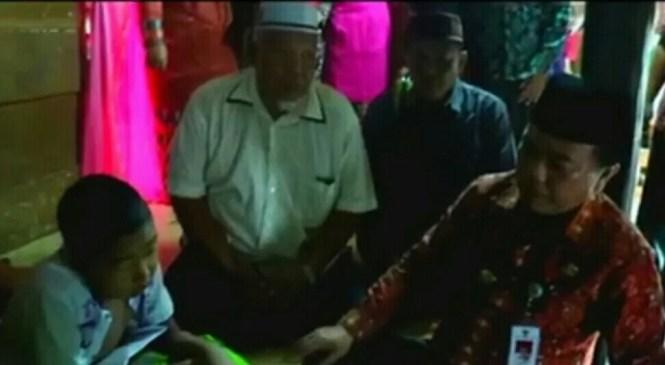 M Husin Penderita Ginjal Bocor Mendapat Perhatian Dari Pemerintah