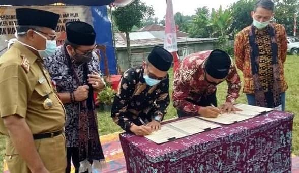 Bawaslu RI Canangkan Desa Peduli Awasi Hak Pilih di Merangin