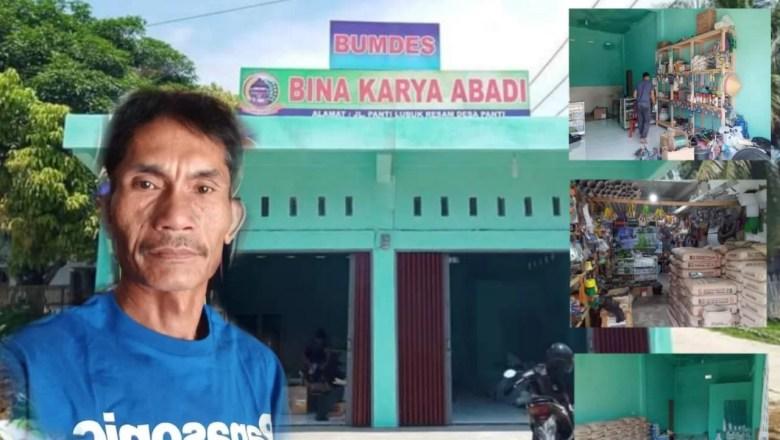 Terus Berkembang, Kini BUMDes Bina Karya Abadi Memiliki Gedung Sendiri