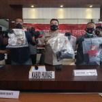 Ditreskrimum Polda Kepri Berhasil Amankan Dua Orang Tersangka Tindak Pidana Pencurian dan Kekerasan