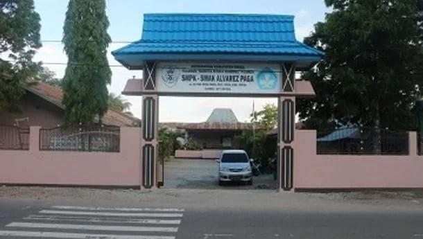 Enam Mahasiswa SMAK Alvares Paga Gagal Registrasi SNMPTN Undana