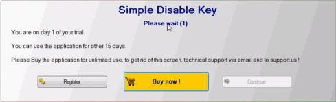 cara menonaktifkan beberapa tombol keybord laptop atau pc 1