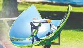 kompor tenaga surya
