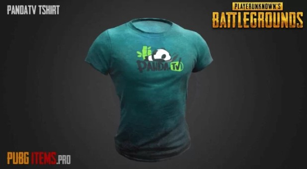 PandaTV T-Shirt PUBG