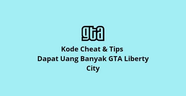 Cheat GTA liberty city