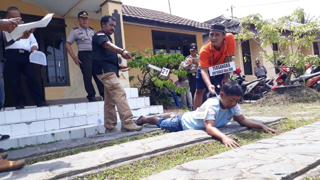 Pembunuhan dengan Kampak Direkonstruksi