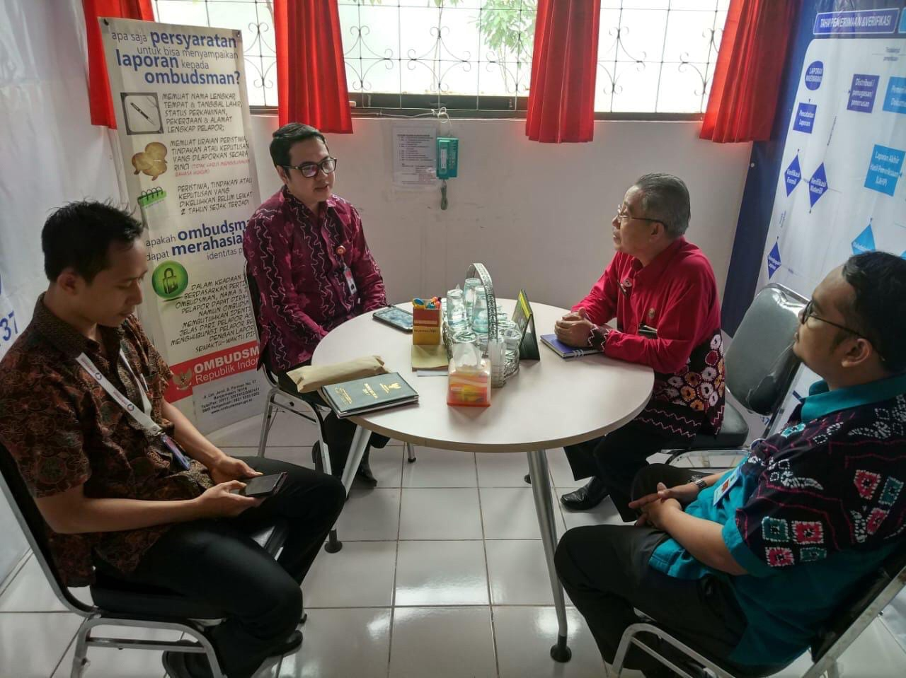 Ombudsman Jadi Pengawas Eksternal Seleksi CPNS Kemenkumham Kalsel