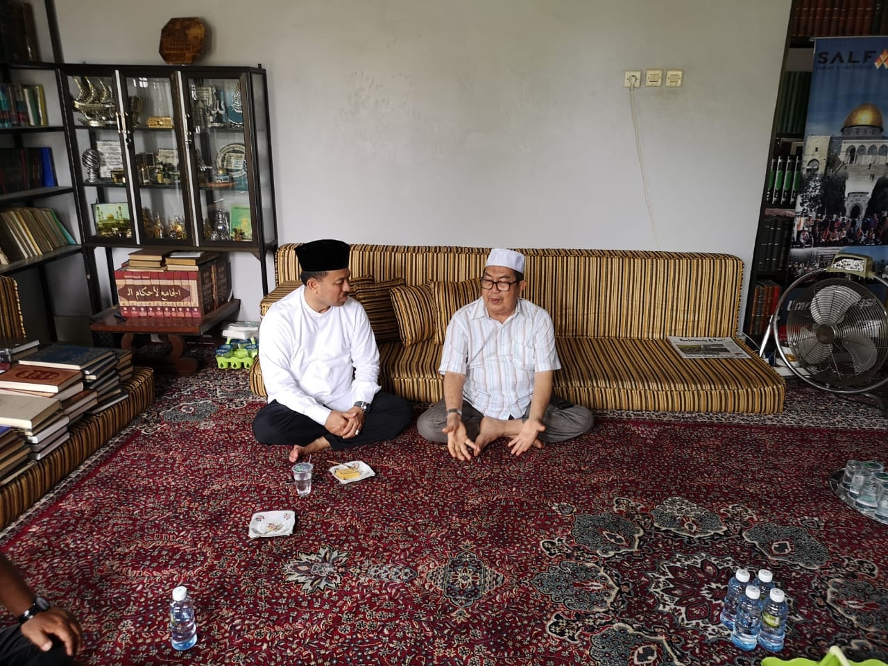Sultan Banjar Kunjungi Desa-Desa di Batola