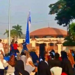 Pemko Panggil Penggelar Zumba di Depan Masjid Raya