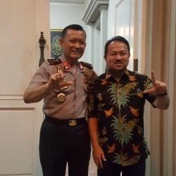 Sobat Lama Kunjungi Sultan Banjar
