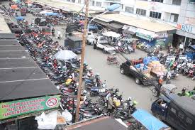 Sudimampir dan Ujung Murung ingin Dijadikan 'Pasar Tanah Abang' Banjarmasin
