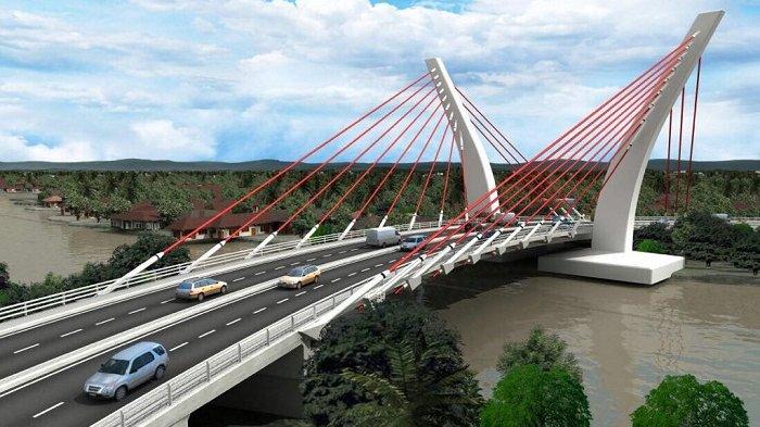 Masih Belum Sepakat Bebaskan Lahan Jembatan Alalak