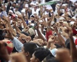 Seribuan Massa dari Sumut ikut ke Monas Hadiri Reuni 212