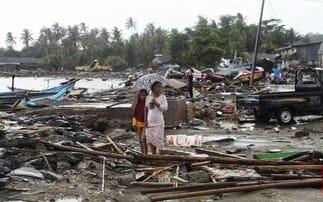 Korban Tsunami Meningkat, 373 Tewas, 128 Hilang dan 1.459 Luka-luka