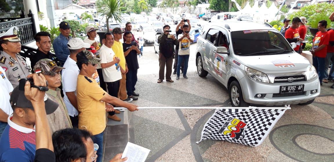 Ratusan Pereli di Kejurnas Paman Birin Cup 2018