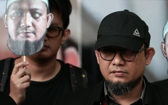 KPK Tindak Lanjuti Saran Komnas HAM soal Kasus Novel