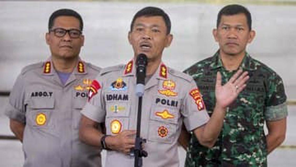 Penembak Letkol DK Ditangkap, Diduga Anggota TNI AU