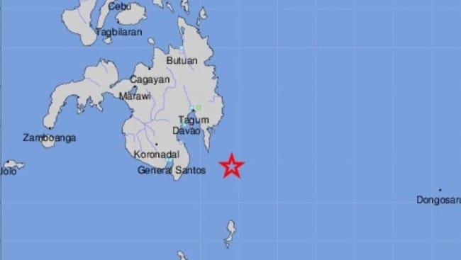 Gempa Filipina Terasa hingga Sangihe dan Manado, Warga Berhamburan