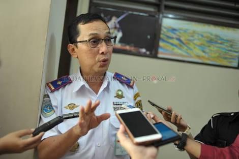 Dishub Banjarmasin Turunkan 225 Personil Ikut Lancarkan Lalu Lintas