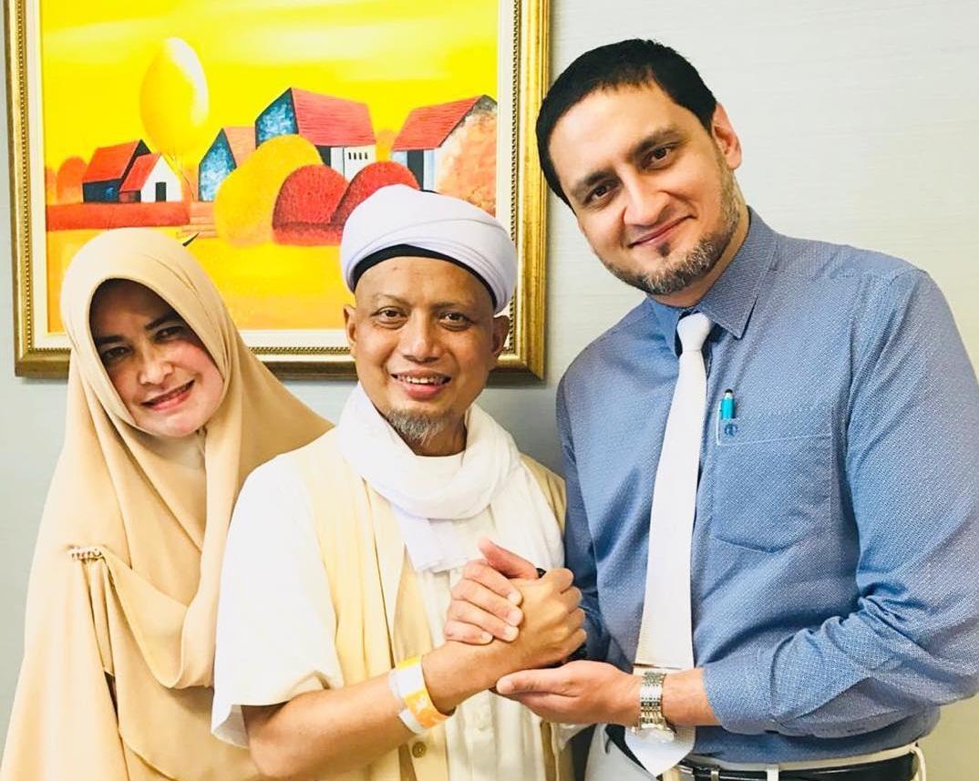 Ustadz Arifin Ilham Diperkenankan Pulang ke Indonesia