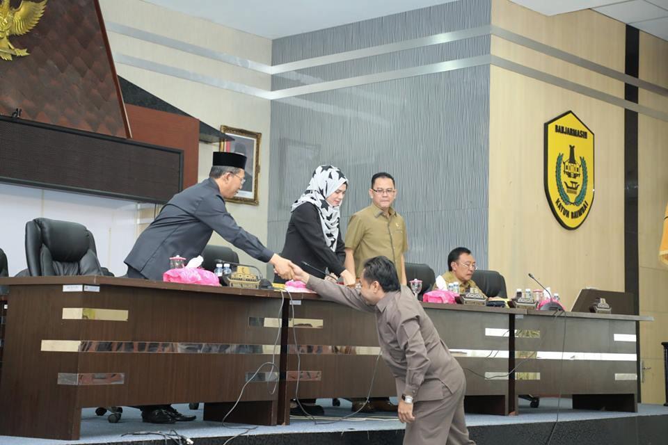 DPRD Banjarmasin Buat 3 Raperda Inisiatif