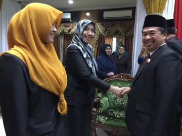 120 Pejabat Eselon III dan IV Dilantik Walikota Banjarmasin