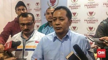 Soal GP Anshor, Gerindra: Kelompok Penista Agama ke Satu Capres