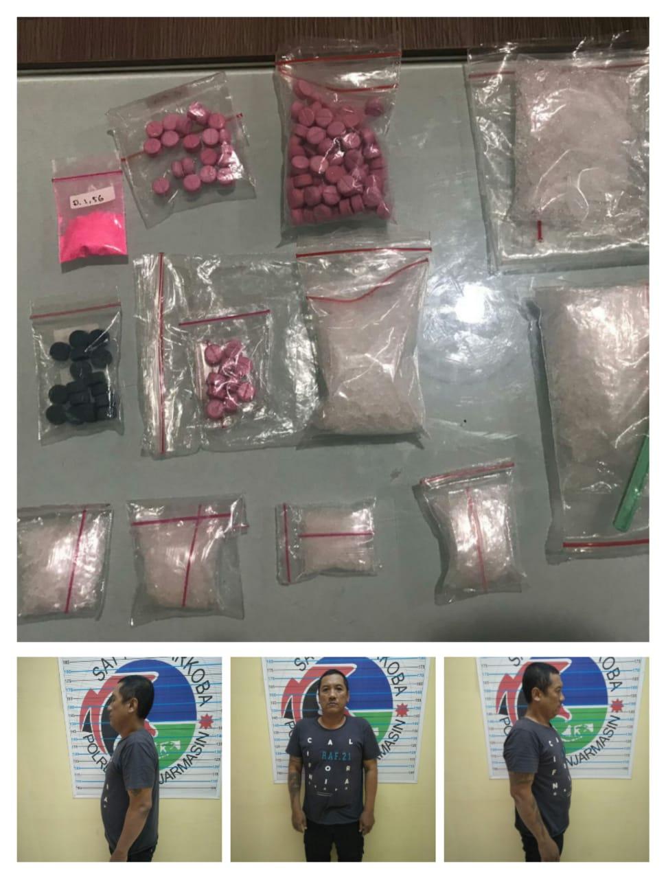 Dibongkar Jaringan Narkoba Diduga Dikendalikan Napi di Lapas