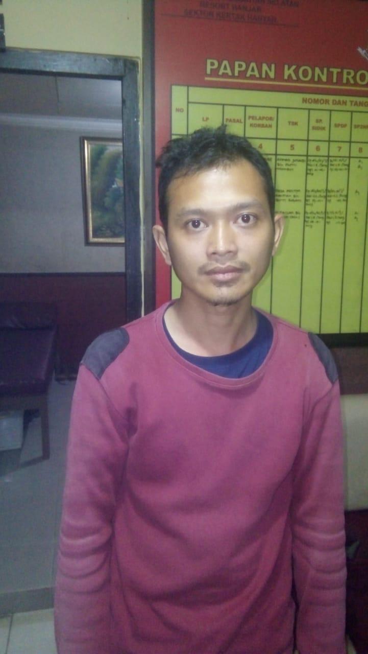 Hendak Ditangkap Polisi, Malah Bersandiwara Lapor Dirampok