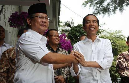 BPN Sindir Jokowi Punya Masalah Etis karena Lupa Jasa Hashim