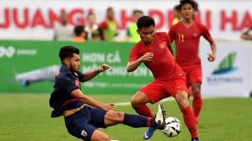 Kalah Lagi dari Vietnam, Garuda Muda Gagal ke Piala Asia