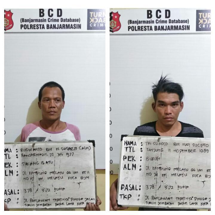 NEKAD Mengaku Anggota Polisi Lakukan Serangkaian Penipuan dan Pencurian