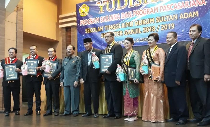 Mahyuddin : Tak Sia-sia Perjuangan Pendidikan Program Pascasarjana Raih IPK Cumlaude