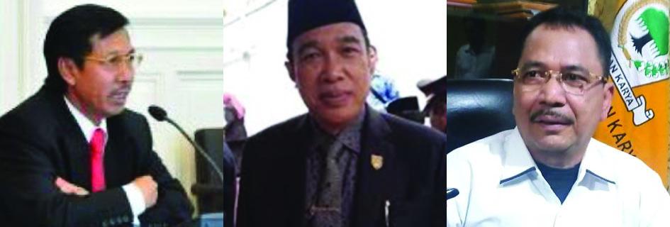 Tiga Kandidat Ketua DPRD Kalsel Disoroti dan Jika Salah Pilih Preseden Buruk Bagi Kader