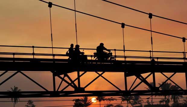 Bulan Juni Deadline Pembebasan Lahan Jembatan Sungai Lulut
