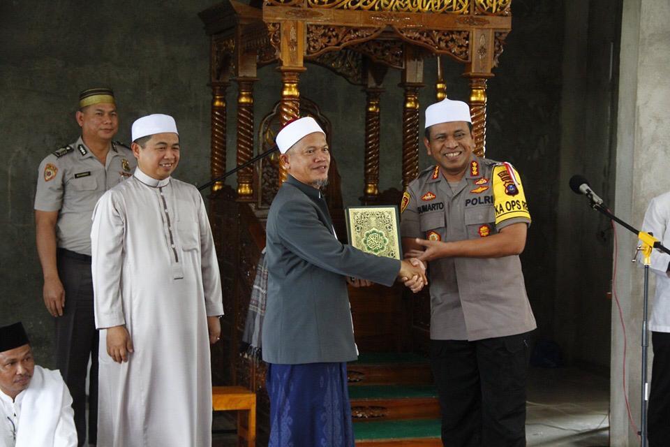 Masjid ke 208 di Banjarmasin Diresmikan, Berlokasi di Sungai Gampa