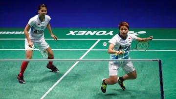 Indonesia Kalah dari Jepang di Semifinal Piala Sudirman