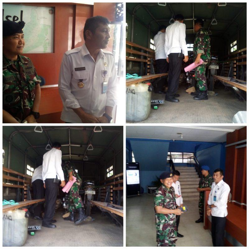 """WAO Anggota TNI-AL Gerebek Lokasi Transaksi Narkoba dan """"BB"""" Diserahkan ke BNNP"""
