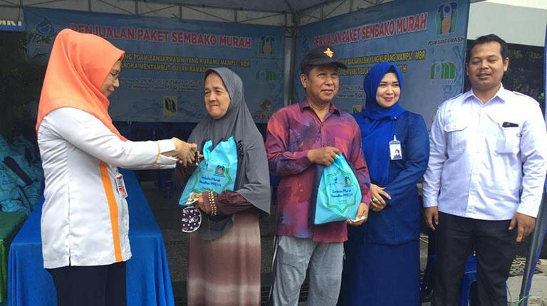 Pasar Murah Forpam, Sediakan 1.100 Sembako MBR