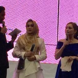 Jilbab Deasy Hadir di Galaxy Wedding Expo 2019 di Golden Tulip