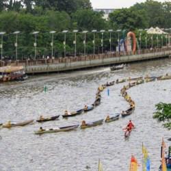 RAMAIKAN JUKUNG Festival Ratusan Atlet dan Partisipan 5 Negara