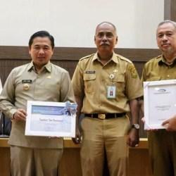 KAPABILITAS APIP Level Tiga Diterima Inspektorat Banjarmasin