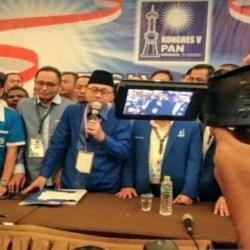 TERPILIH LAGI, Zulkifli Hasan sebagai Ketum DPP PAN 2020-2025