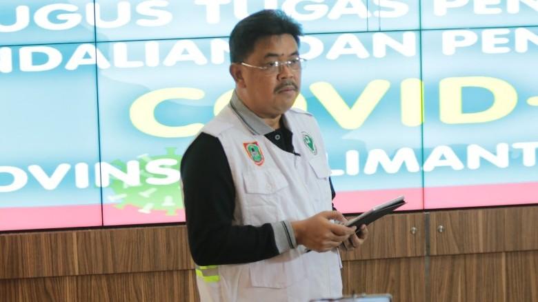 JUBIR GUGUS TUGAS : Petugas Medis Sedang Berjuang Tangani Covid-19, Mohon Bantu dengan Berdiam di Rumah