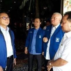 ZULHAS Umumkan Pengurus PAN 2020-2025, Dua Anak Amien Masuk, Pangeran Khairul Saleh Ketua DPP