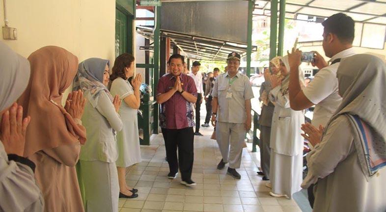 ANSEFI, Hand Sanitizer Bikinan SMK ISFI Banjarmasin