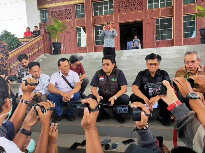 ASAL Banjarmasin, Satu Pasien yang Positif Covid-19 dengan Riwayat Perjalanan dari Jawa dan Bali